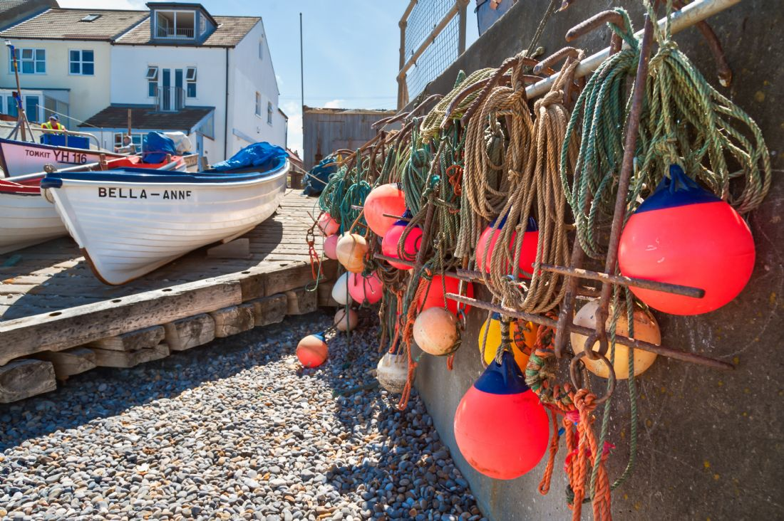 Stephen Mole | Sheringham Fishing Floats
