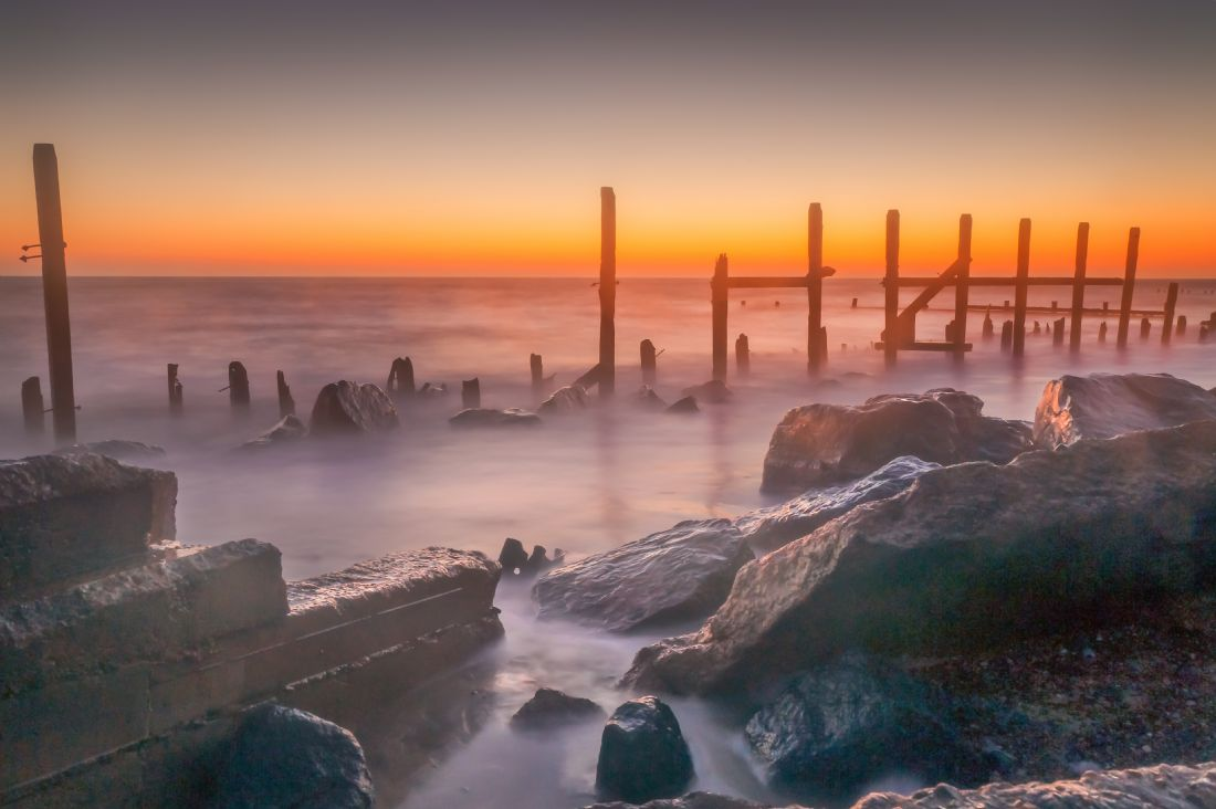 Stephen Mole | Happisburgh Sunrise
