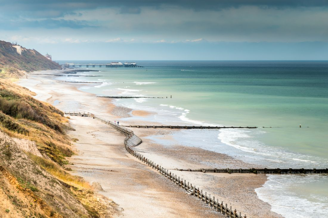 Stephen Mole | Overstrand to cromer