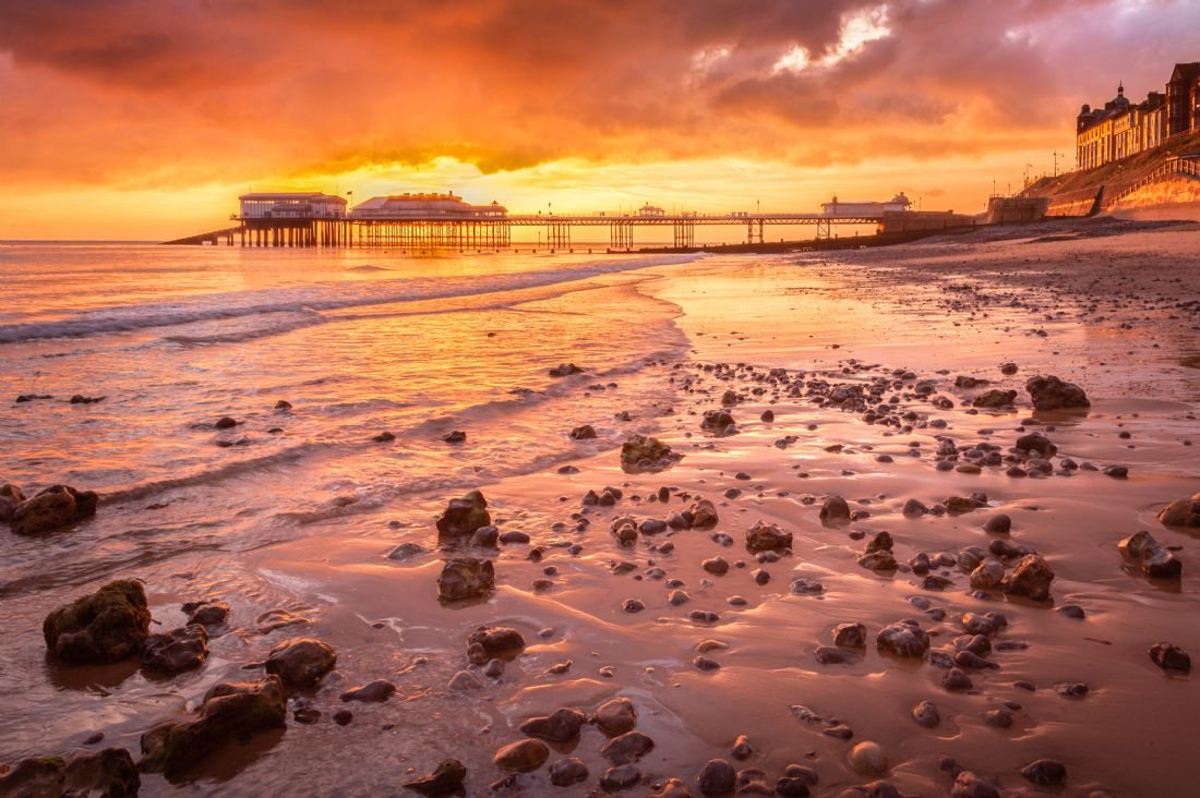 Stephen Mole | Sunrise at Cromer