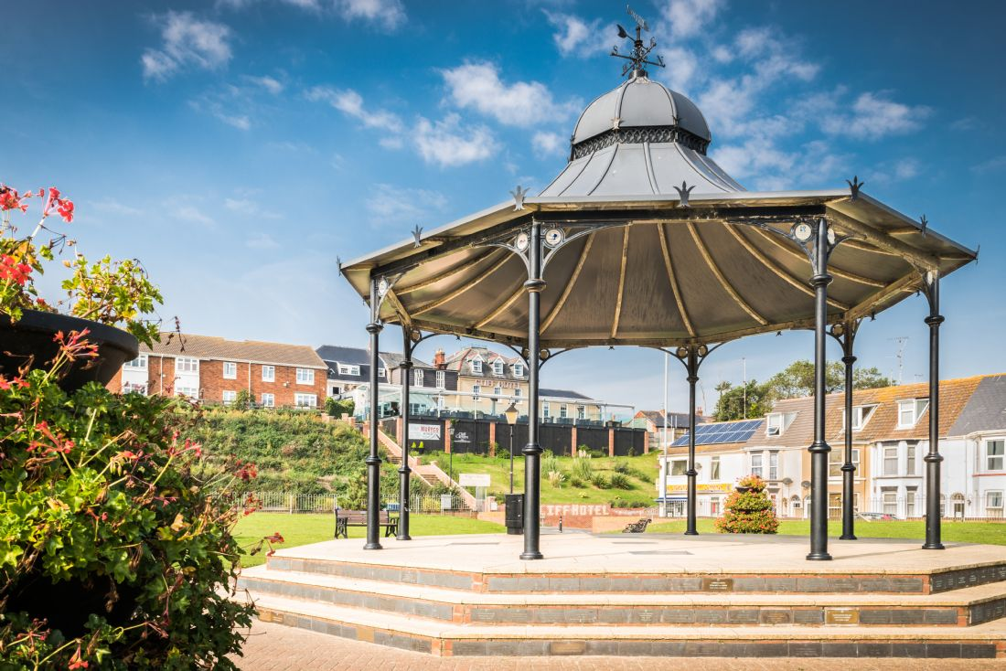 Stephen Mole | Band Stand at Gorleston