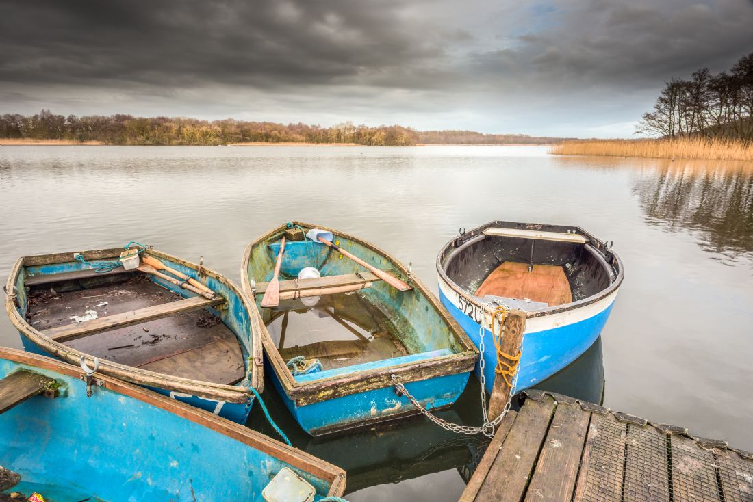 Stephen Mole | Filby Broad boats