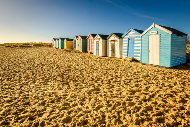 Stephen Mole | Iconic Southwold Beach Huts