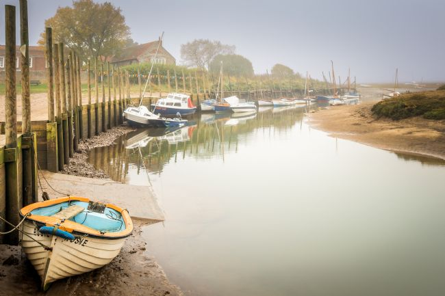 Stephen Mole | Quay at Blakeney