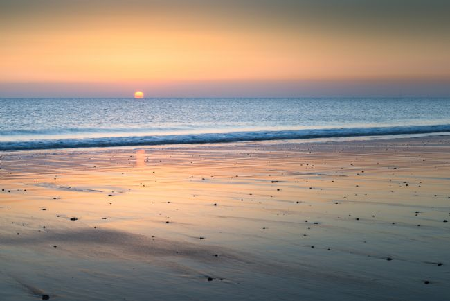 Stephen Mole | Sunrise Hemsby Beach