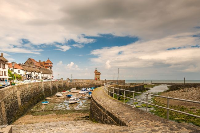Stephen Mole | Lynmouth Harbour