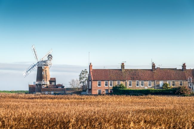 Stephen Mole | Cley Mill