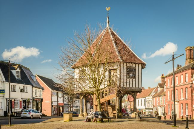 Stephen Mole | Market Cross, Wymondham