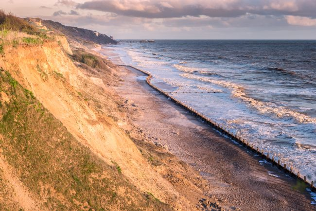 Stephen Mole | Cromer from Overstrand