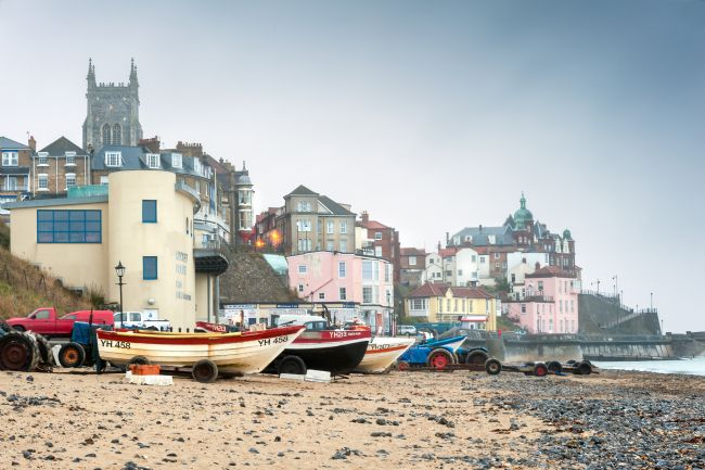 Stephen Mole | Cromer early morning