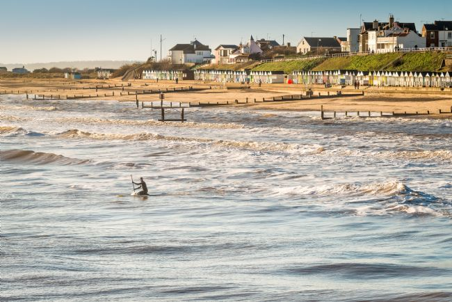 Stephen Mole | Surfer at Southwold