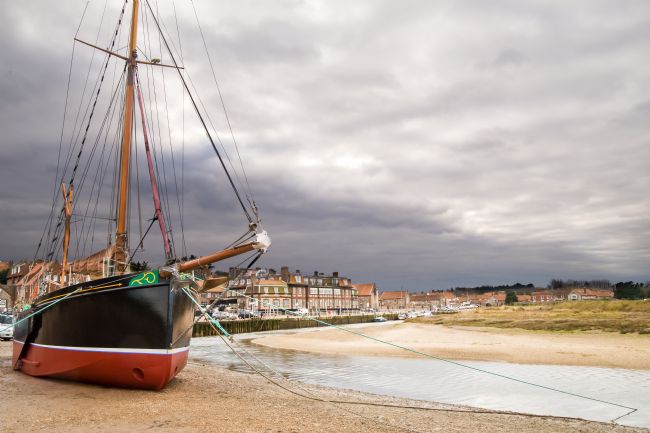 Stephen Mole | The Juno at Blakeney