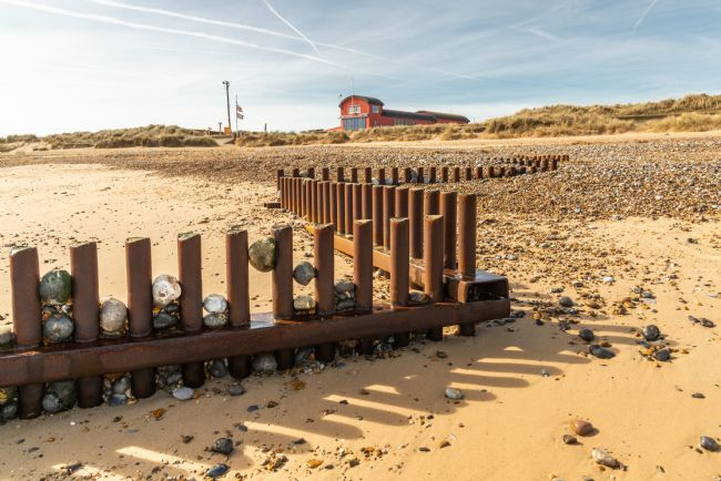 Stephen Mole | Groyne and Lifeboat Shed