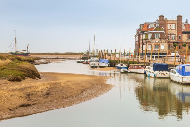 Stephen Mole | Blakeney Hotel