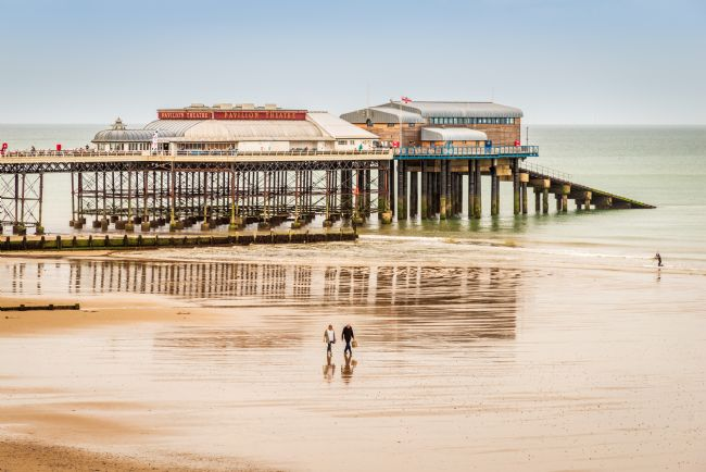 Stephen Mole | Reflections of Cromer Pier