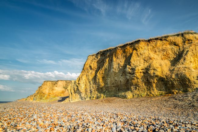Stephen Mole | Weybourne Cliffs