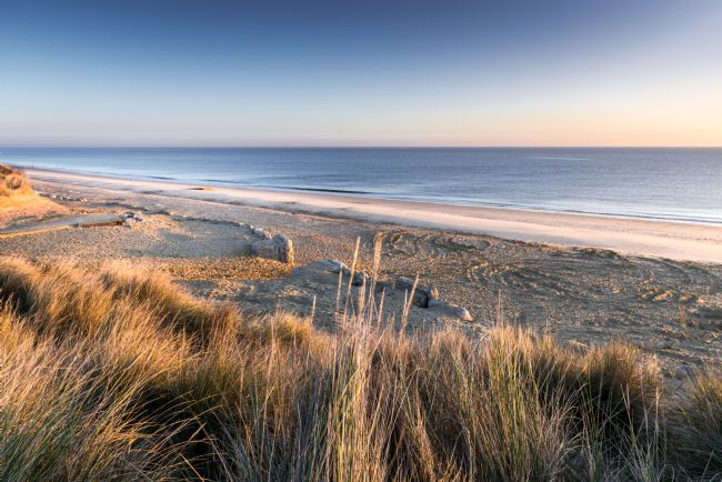 Stephen Mole | Dawn at the Hemsby Gap