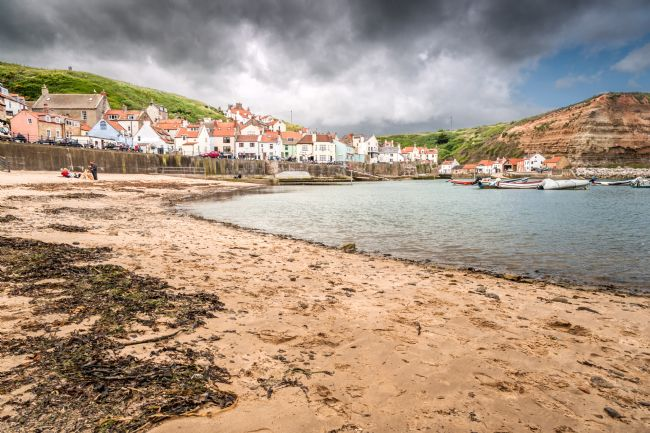 Stephen Mole | Staithes Beach, North Yorkshire