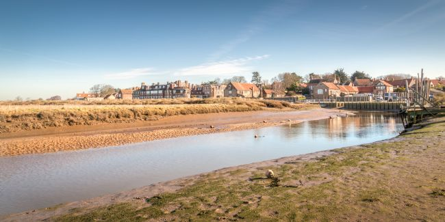 Stephen Mole | Blakeney Quay