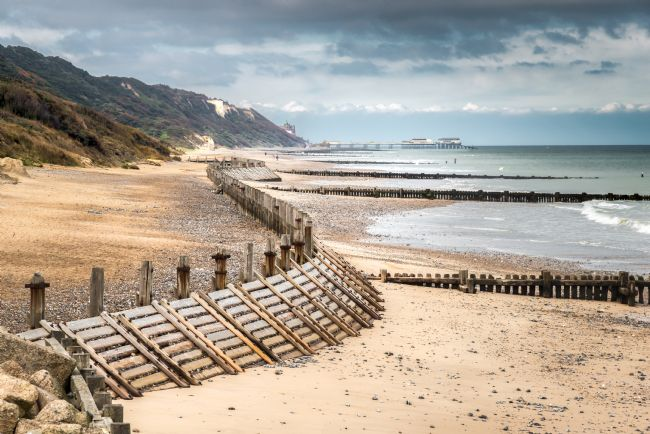 Stephen Mole | Overstrand sea defence