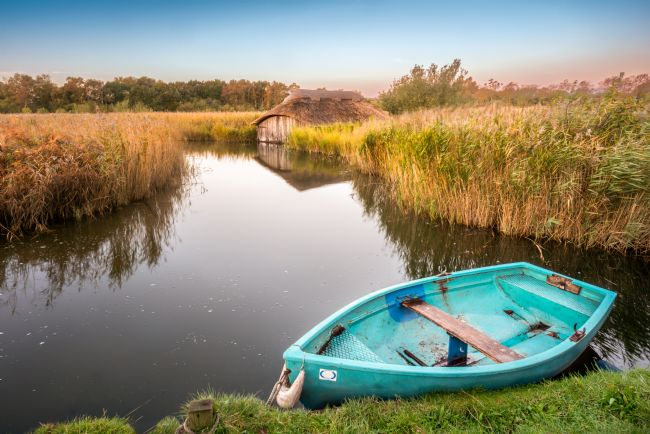 Stephen Mole | Dinghy at Hickling