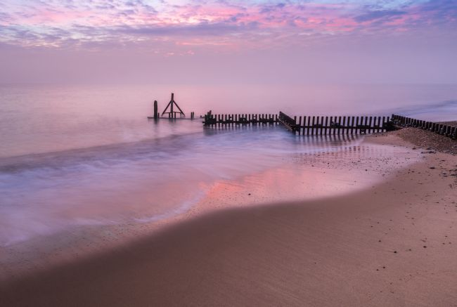 Stephen Mole | Dawn at Caister