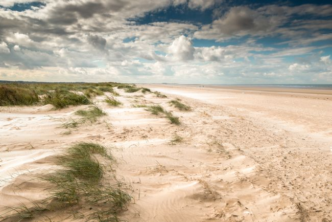 Stephen Mole | Dunes on Brancaster Beach