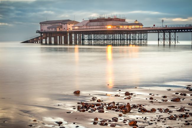 Stephen Mole | Cromer Pier at Dawn