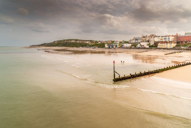 Stephen Mole | Cromer from the pier