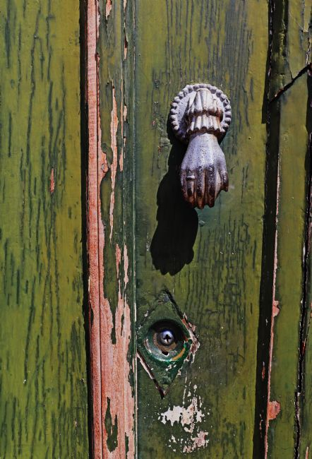 Roz Collins | Lamego Door Knocker