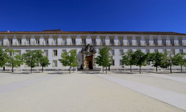 Roz Collins | University Square, Coimbra University, Portugal