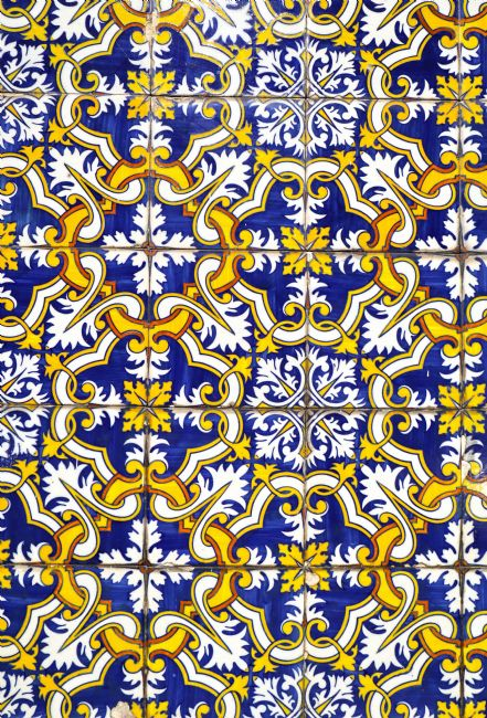 Roz Collins | Tiles at Regua Station