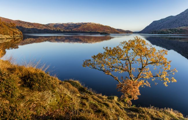 Richard Burdon | Autumn Reflections on Ullswater