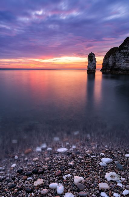 Richard Burdon | Selwick Sunrise, Flamborough