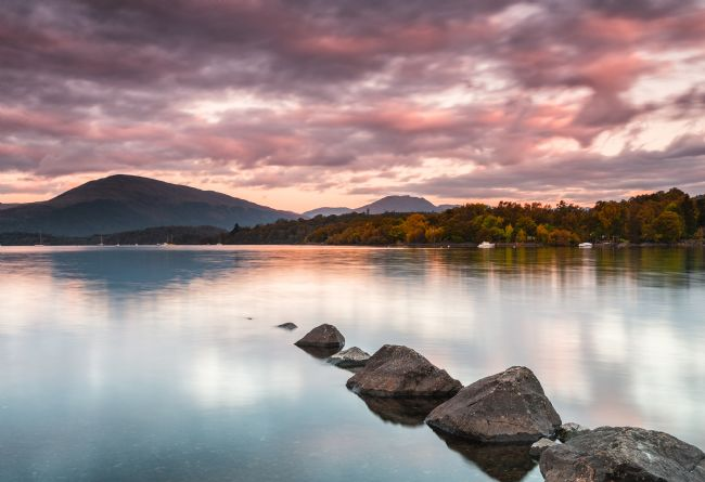 Richard Burdon | Milarrochy Bay Sunrise