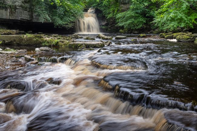 Richard Burdon | West Burton Falls