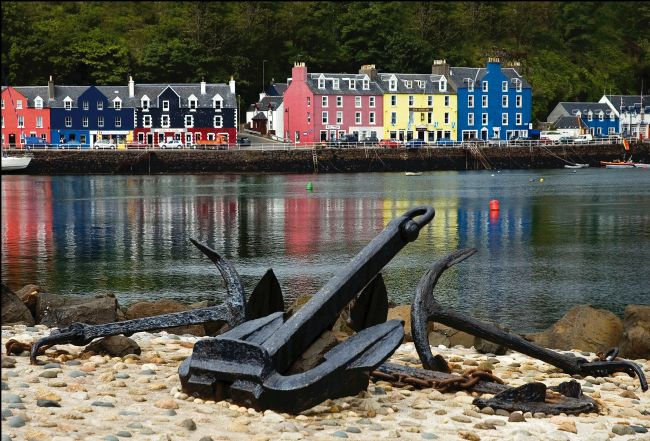 Richard Burdon | Tobermory