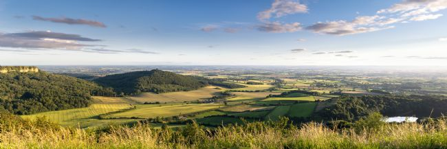 Richard Burdon | Sutton Bank Panoramic