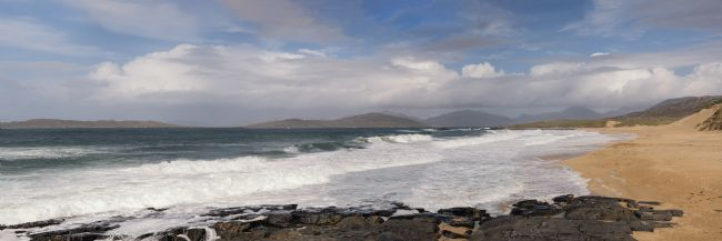 Richard Burdon | Isle of Harris Panorama