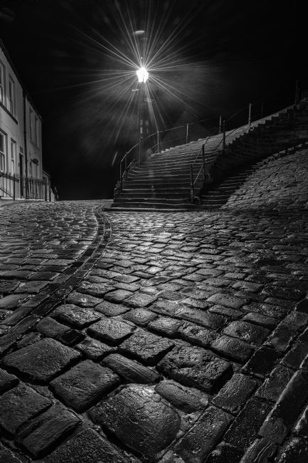 Richard Burdon | Whitby Steps