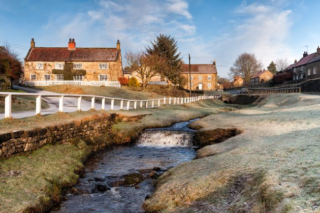 Richard Burdon | Hutton le Hole in Winter