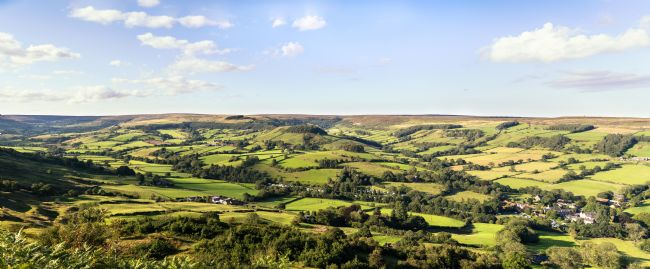 Richard Burdon | Rosedale Panorama