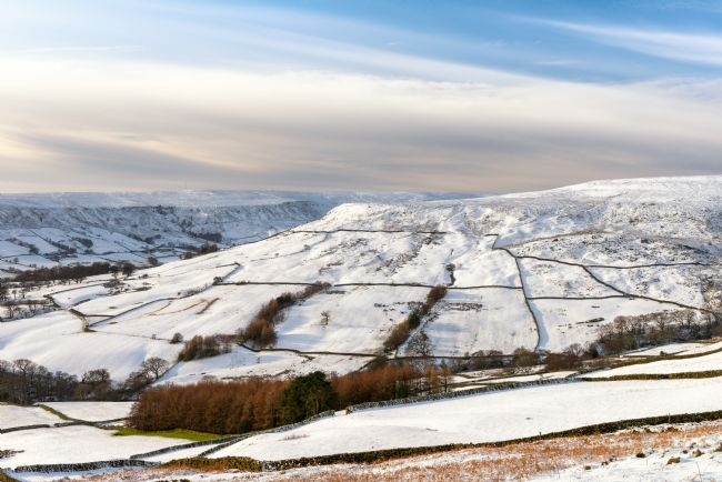 Richard Burdon | Farndale in Winter