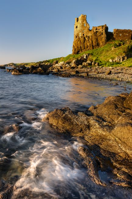 Richard Burdon | Dunure Castle