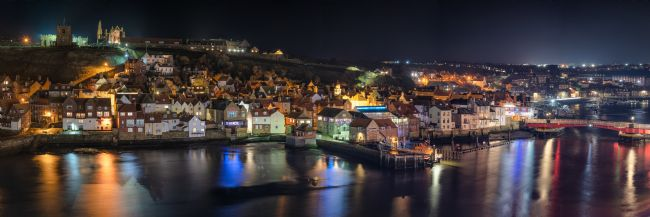 Richard Burdon | Whitby Panorama