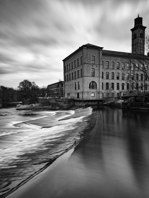 Richard Burdon | Salts Mill
