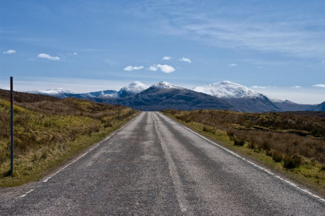 Jacqi Elmslie | On the Road to An Teallach