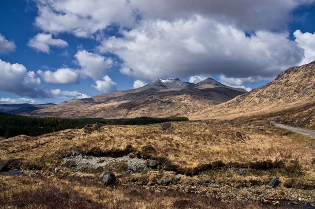 Jacqi Elmslie | Glen More the Isle of Mull