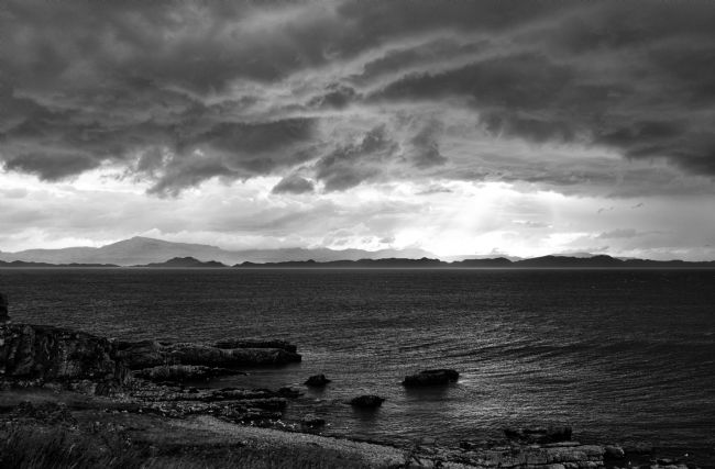 Jacqi Elmslie | Storm Approaching Applecross