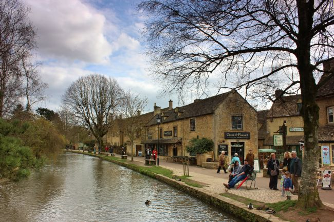 Susan Snow | Bourton-on-the-Water, Cotswolds